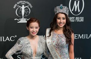 Korean Beauty Jenny Kim Crowned Miss Supranational 2017