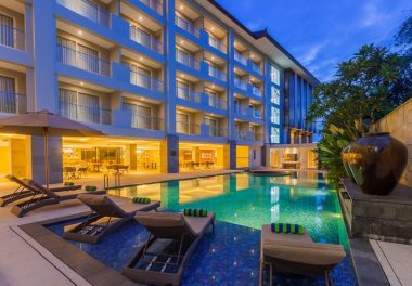 Brand New Best Western Midscale Hotel for Bali's Popular Jimbaran Area