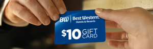 Special Holiday Season Gift for All Best Western Rewards Members
