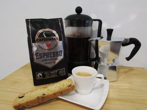 Cafédirect Premium Coffee Launches its Latest 100% Arabica Ground Espresso Blend