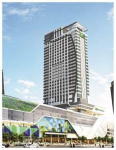 IHG and SKS Group to Debut Holiday Inn in Johor Bahru Malaysia