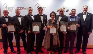 Swiss-BelHotel International High at Indonesia Travel & Tourism Awards