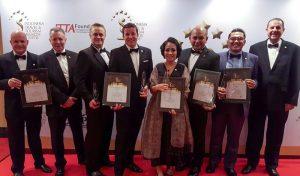 Swiss-BelHotel International High at Indonesia Travel & Tourism Awards