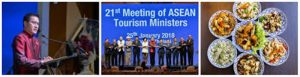 ASEAN Tourism Ministers to Promote Gastronomic Travel