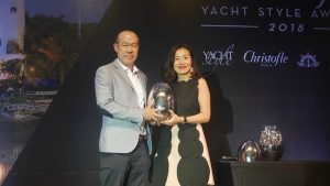Azimut Grande 35 Metri Yacht Awarded Best Motor Yacht
