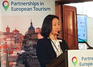 GTEF Helps Achieve Objectives of 2018 EU-China Tourism Year