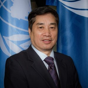 Shanzhong Zhu Appointed UNWTO Executive Director