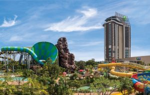 Asia's First Holiday Inn Water Park Resort Opens