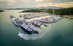Some of the World's Most Prestigious at Thailand Yacht Show