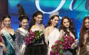Miss Vietnam Wins Best Talent at Miss International Queen 2018
