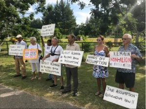Seychelles Protests Against Indian Military Base near UNESCO Site