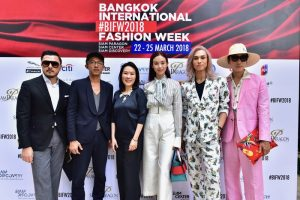 Bangkok International Fashion Week with 3 Leading Shopping Centers