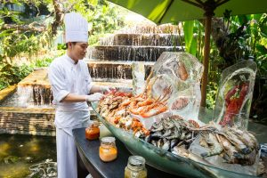 Beyond Boundaries, A Unique Brunch Concept Unveiled at Dusit Thani Hotel Bangkok