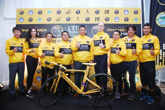 LÉtape thailand by le tour de france major cycling race coming to