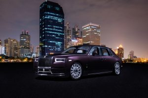 New Rolls-Royce Phantom Star at 39th Bangkok International Motor Show