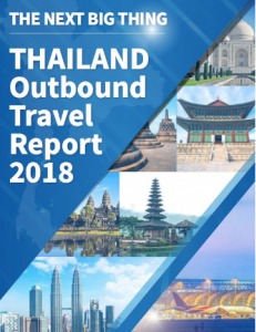 Outbound Travel from Thailand is the Next Big Thing