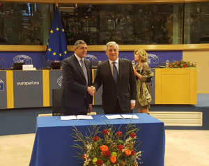 UNWTO Deepens Tourism Cooperation with the European Union