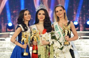 Miss Vietnam Crowned Miss International Queen 2018