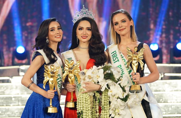Miss Vietnam Crowned Miss International Queen 2018 Travelcommunication Net Global Travel