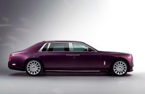 Art In Motion, The New Rolls-Royce Phantom