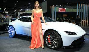 New Aston Martin Vantage Debuts at Bangkok International Motor Show 2018