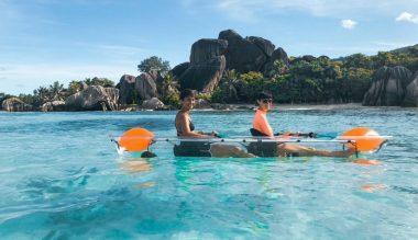 Alain Saint Ange on VisitSeychelles.org - Seychelles Travel Guide