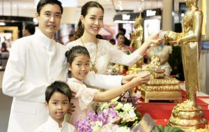 Siam Summer Getaway to Celebrate Songkran in Bangkok