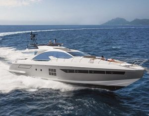 Yacht of Ultimate Charm and Elegance, Azimut 77S Arrives in Thailand