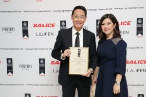 Best Western Hotels and Habitat Group Receive Prestigious Award at the Asia Pacific Property Awards