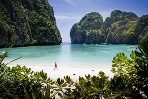 Famed Maya Bay at Ko Phi Phi Closed for Rejuvenation for 4 Months