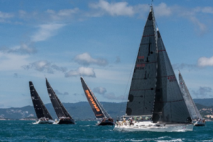Asian Yachting Grand Prix Sets Sail for Centara Grand Beach Resort Samui