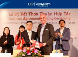 Best Western Hotels Expansion in Vietnam with World-Class Beach Resort in Cam Ranh
