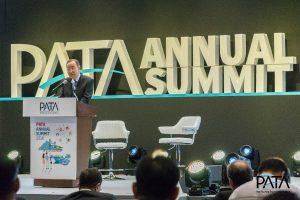 Delegates at PATA Annual Summit 2018 Inspired by H.E. Ban Ki-moon