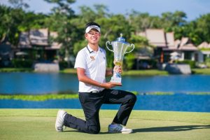 Varanyu Cruises to Victory at Singha Laguna Phuket Open