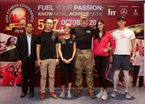 Asia Fitness Conference to Attract Over 1500 Fitness Professionals to Thailand