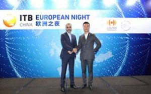 Global Tourism Economy Forum Sponsors ITB China European Night
