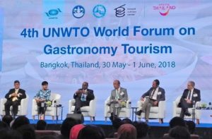 Record Turnout for UNWTO Gastronomy Tourism Conference in Thailand