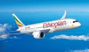 Ethiopian Airlines says will resume flights to Eritrea's capital Asmara