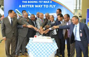 Africa's Largest 737 MAX Fleet for Ethiopian