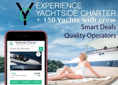 Yachtside, the Definitive Luxury Yacht Charter Resource