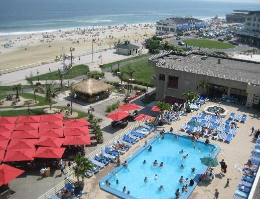 united capital acquires ocean place resort long branch. Black Bedroom Furniture Sets. Home Design Ideas