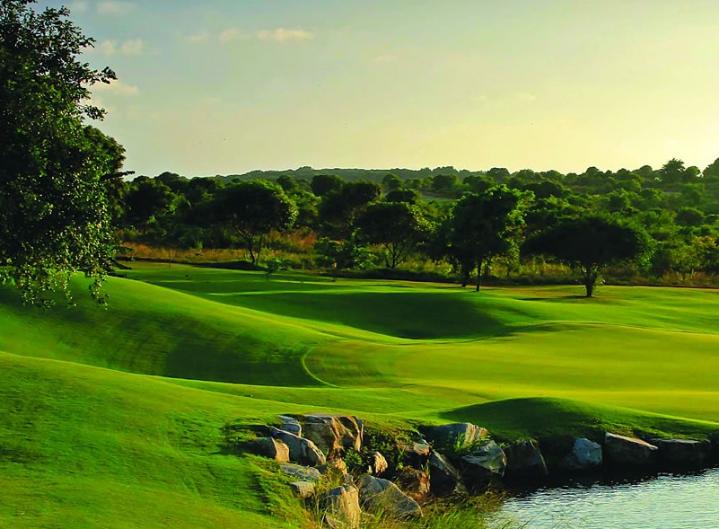Kenya Golf Trophy 2015