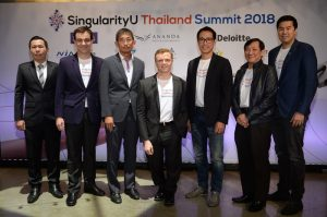 First SingularityU Thailand Summit in South East Asia