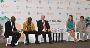 Seychelles' Alain St.Ange Joins Experts on Stage at Routes Africa