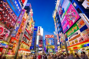 Tokyo's Vibrant Center of Electronics and Otaku Culture to Get New Best Western Hotel