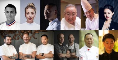 Wynn Guest Chef Series with World's Most Renowned Chefs