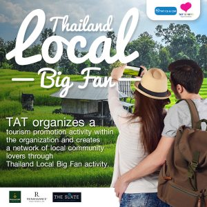 TAT Creates a Network of Local Community Lovers through Local Big Fan