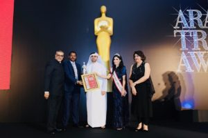 Ethiopian Voted Best African Airline at Arabian Travel Award