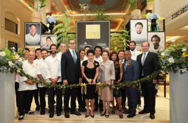 World Gourmet Festival at Anantara Siam Raises a Substantial Amount for Charity