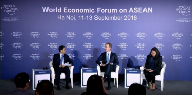World Economic Forum on ASEAN Closes with Pledges on Inclusion